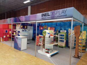 inel-display на выставке